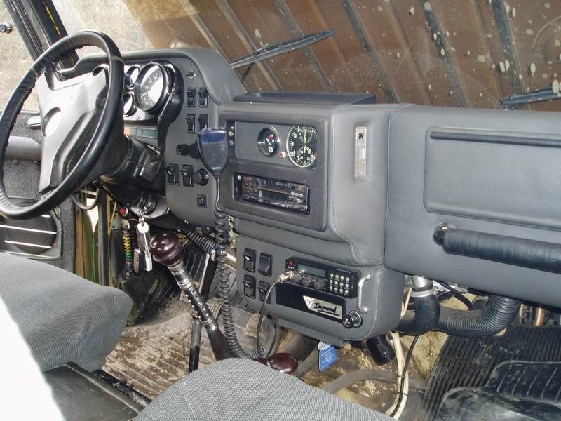 P4160091 - Тюнинг панели приборов уаз 469