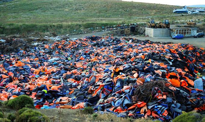 Греческие рыбаки: Беженцев потрошили на органы в Турции, а тела сбрасывали в нейтральные воды