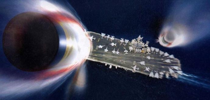 Гиперзвуковой глайдер Ю-74: ПРО уже не важно.