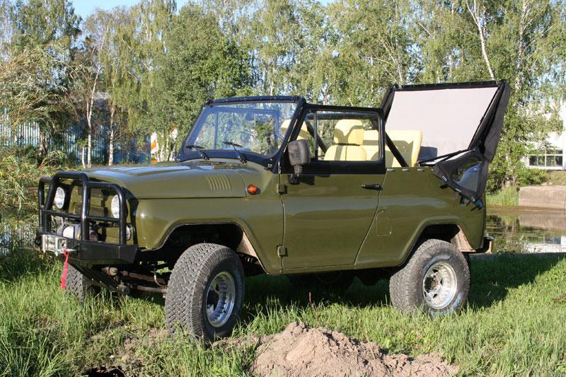 uaz kabrio - Тюнинг панели приборов уаз 469