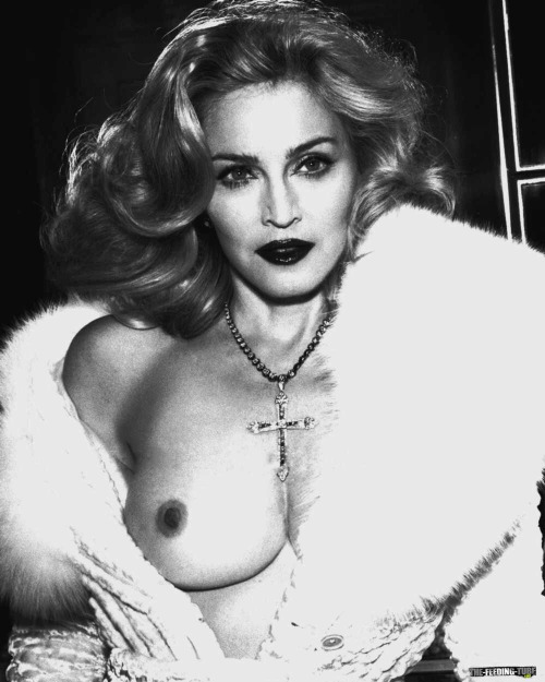 Mad Madonna Celebrity Nude Century Pic 1