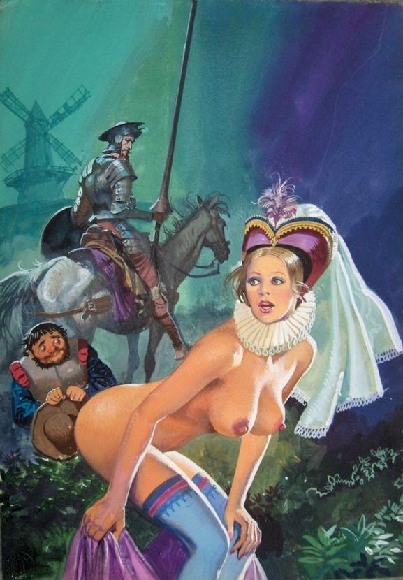 Пародии Сказок Эротика
