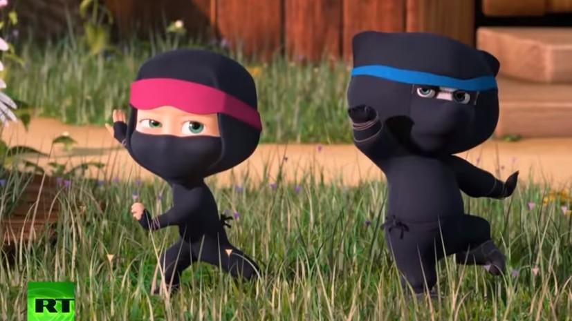 Сказочные диверсанты: в мультсериале «Маша и Медведь» нашли следы кремлёвской пропаганды