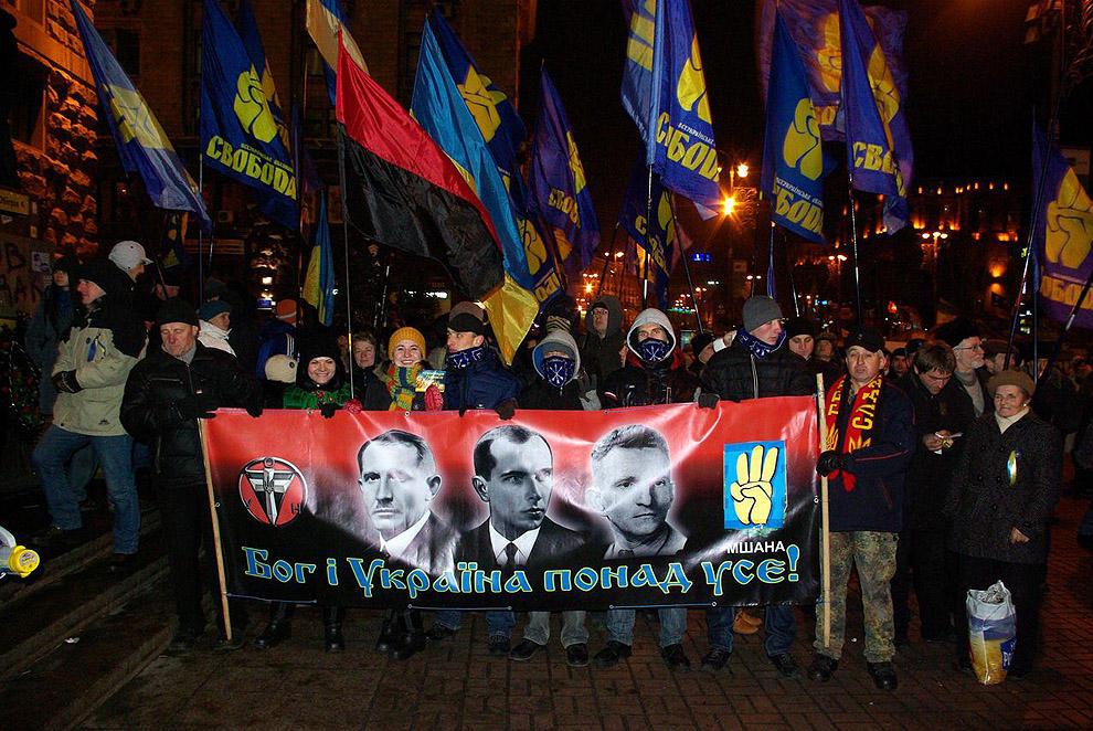 Обличья и личины оккупированного Киева