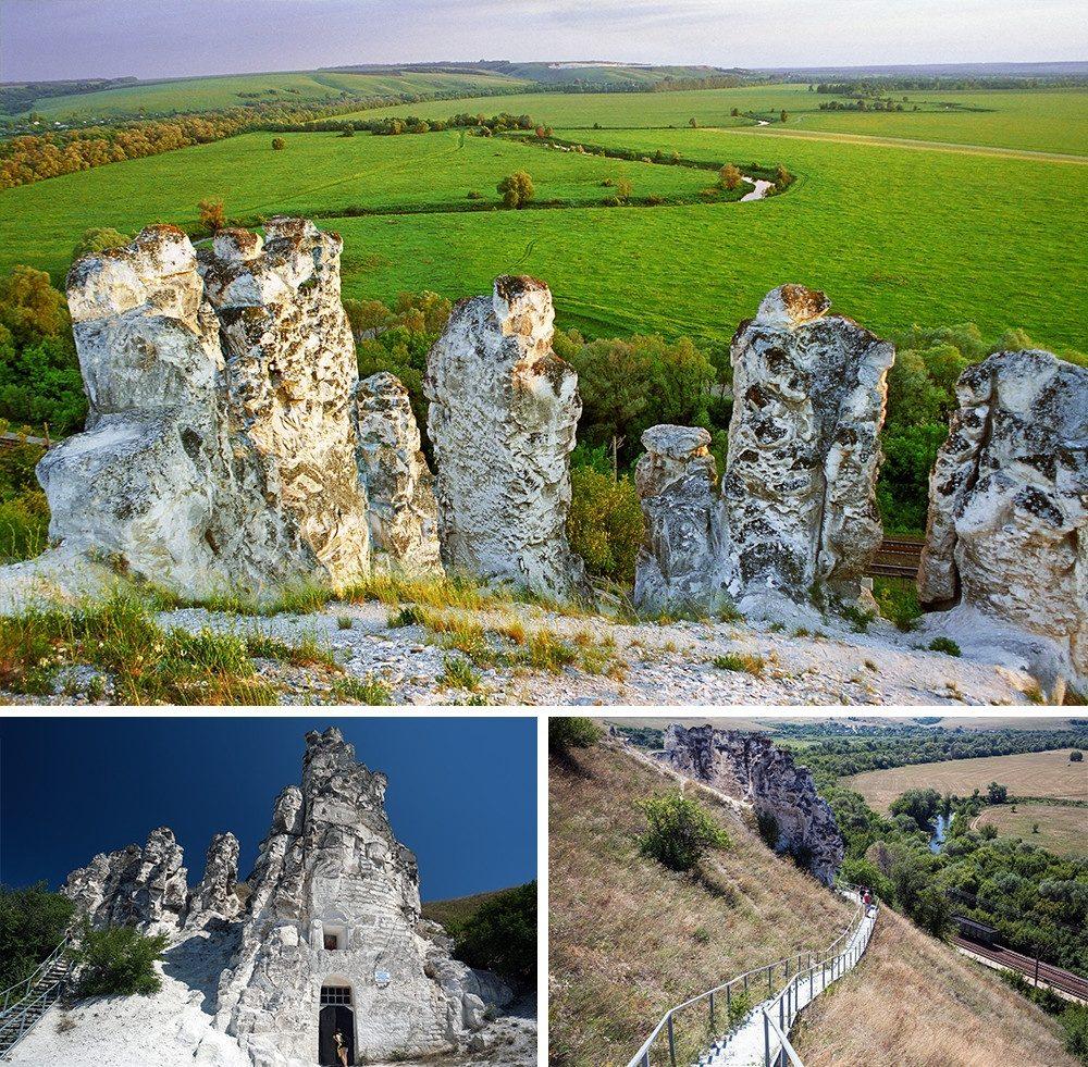Пеший туризм в россии - самые красивые места (10 фото).