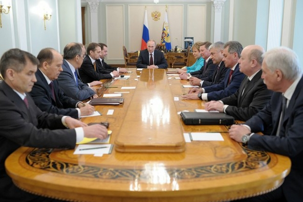 Тайный орден Путина