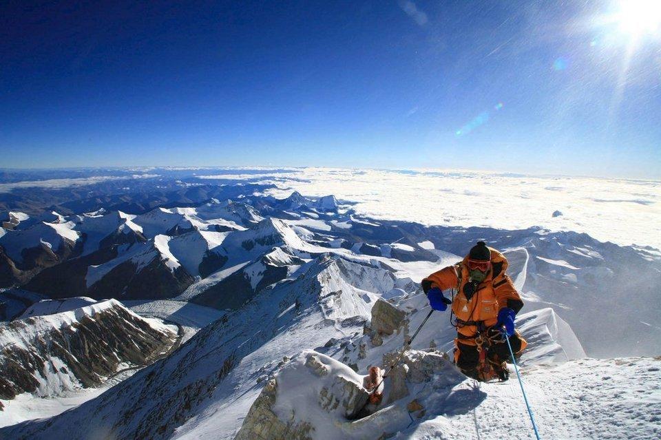 напишите картинки с широким разрешением альпинисты в горах колумбии