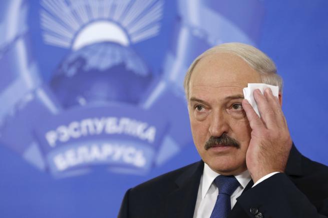 Две нации. Белорусский Майдан и Лукашенко