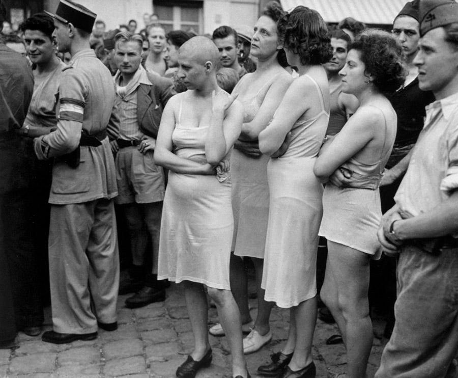Секс с немками на войне