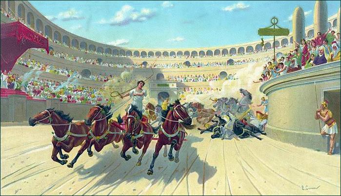 Факты о олимпийских играх в древней греции