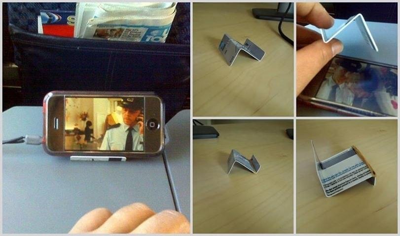 Как сделать держатель для телефона фото 746