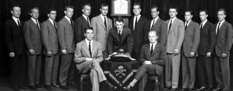 Картинки по запросу американской ложе «Череп и кости»