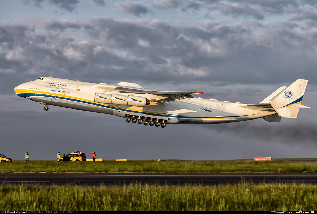 Тяжелый транспортный самолёт «Мрия» — «Мечта»