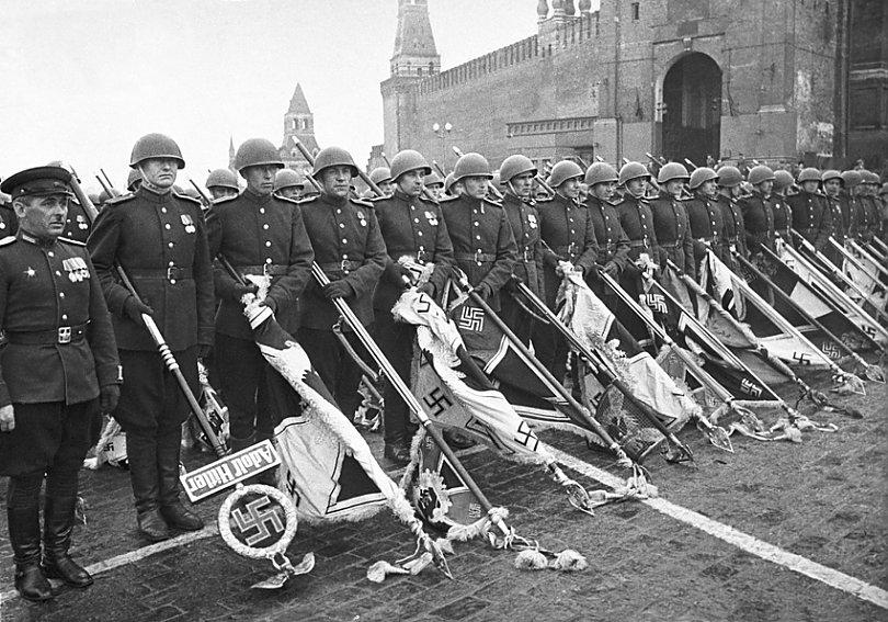 фото парада победы 1945 фото