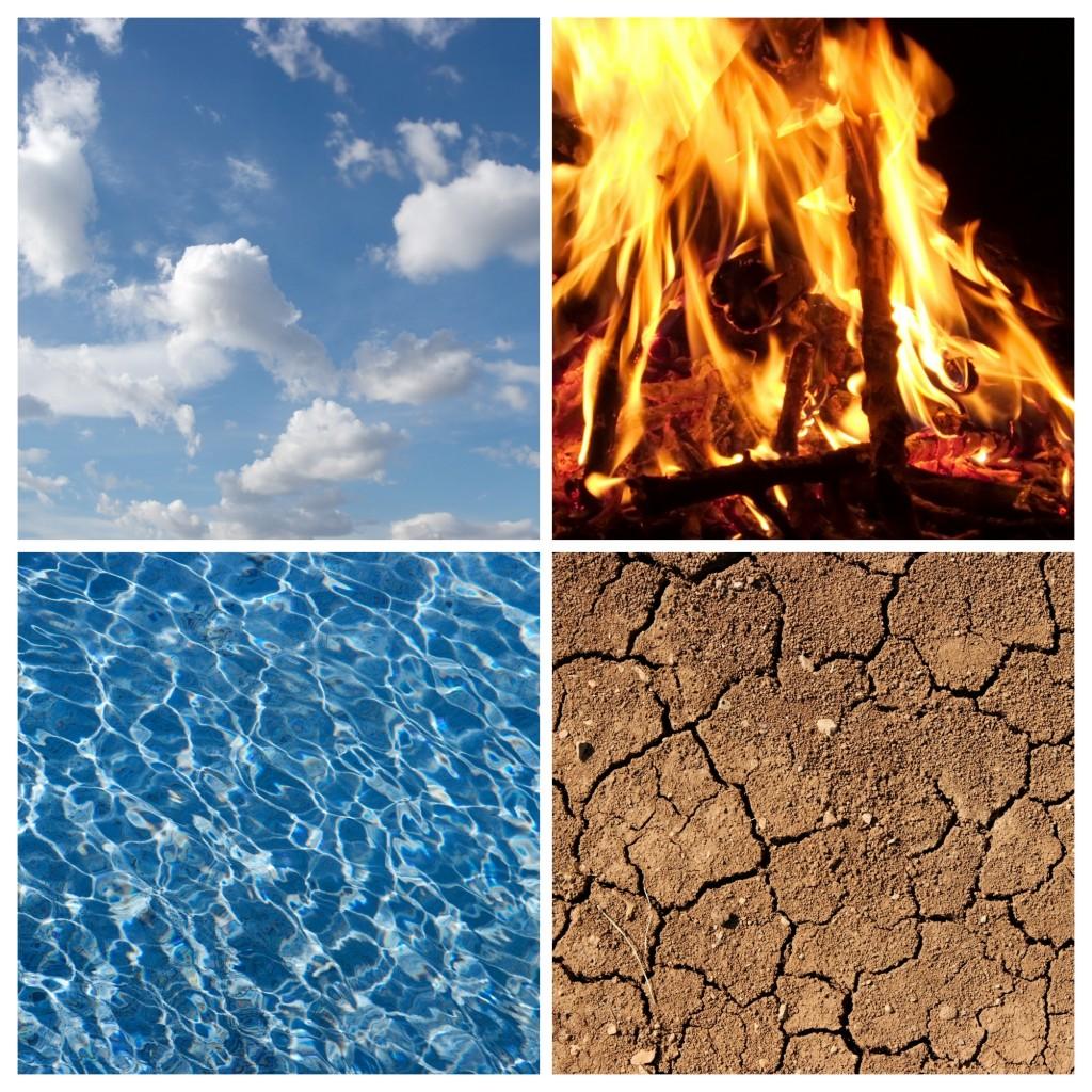 знакомство с силой стихии огня