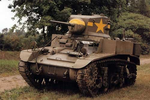 Насколько были полезны для СССР «ленд-лизовские» танки?