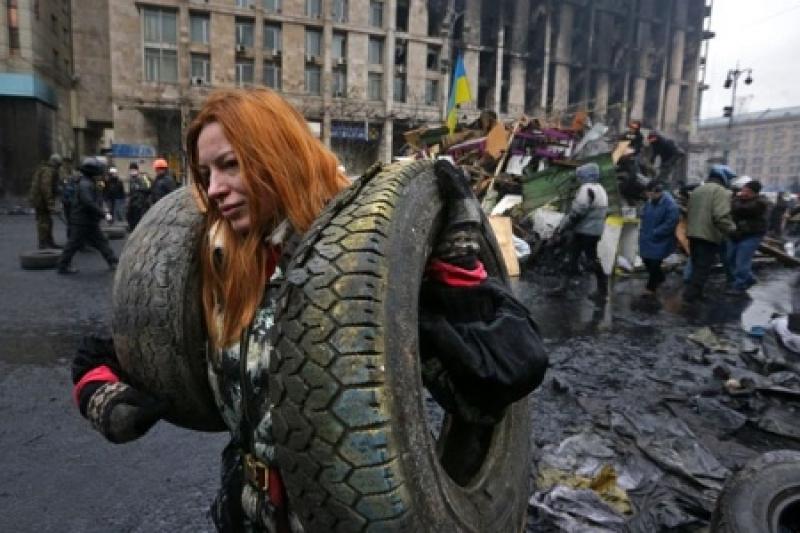 «Ну что, доскакалась?»: известная активистка Майдана разгневала украинцев
