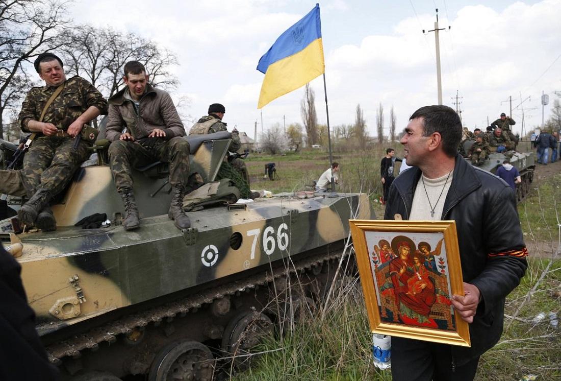 Запомните. Большинству украинцев плевать на Донбасс