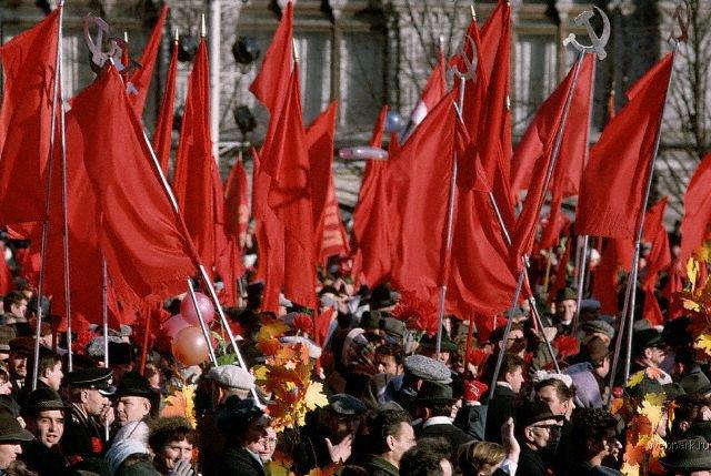 Приколы, фото день октябрьской революции