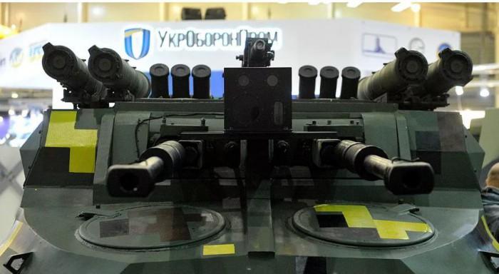 Киев, броня, два ствола: свежие перемоги «Укроборонпрома»
