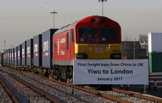Один пояс — один путь Шелковый путь из Китая 2
