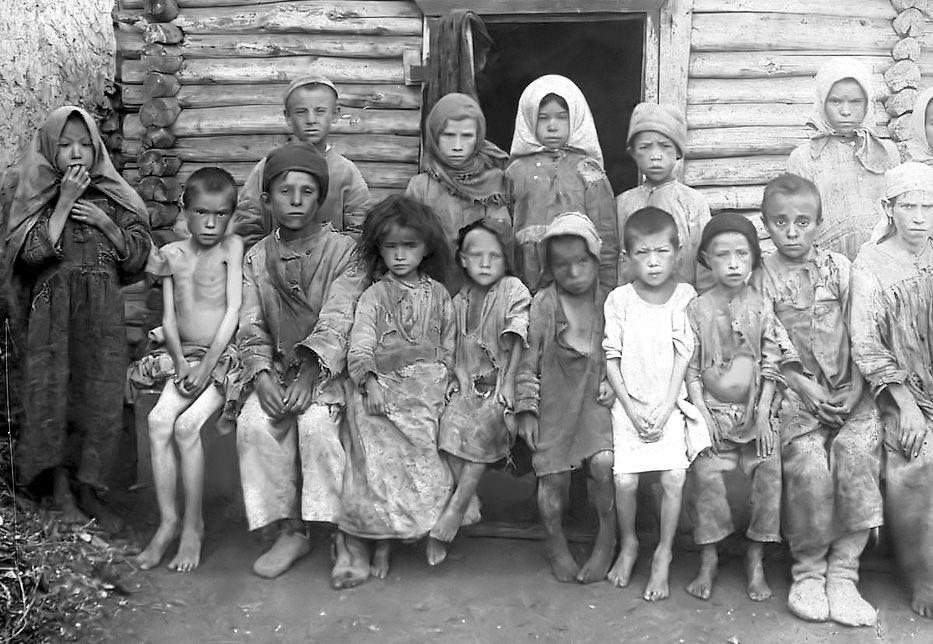 Советская эпоха не начала, а закончила эру голодоморов