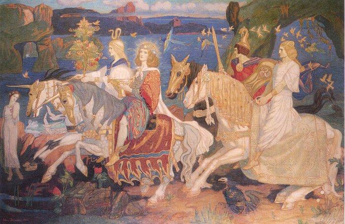 Древнегреческое божество обучавшее людей