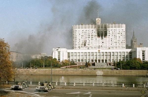 Александр Руцкой: «Расстрелом парламента в 1993-м руководили из Вашингтона»
