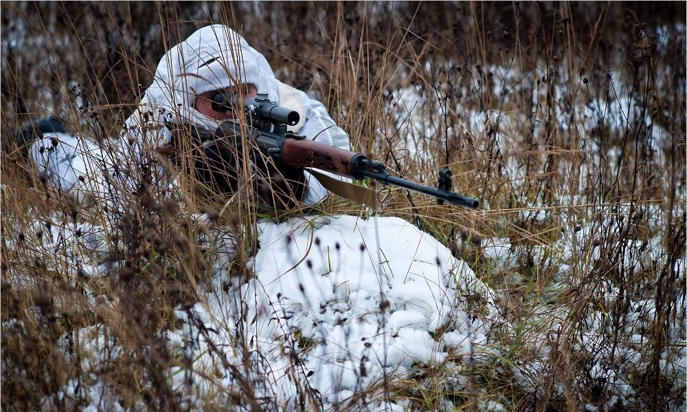 Ждите ответку. Снайпер ДНР пообещал отомстить