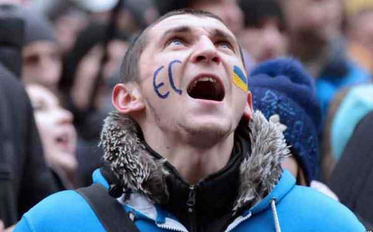 """Украинцы страдают от безвиза: """"Надеюсь нас депортируют в Киев"""""""