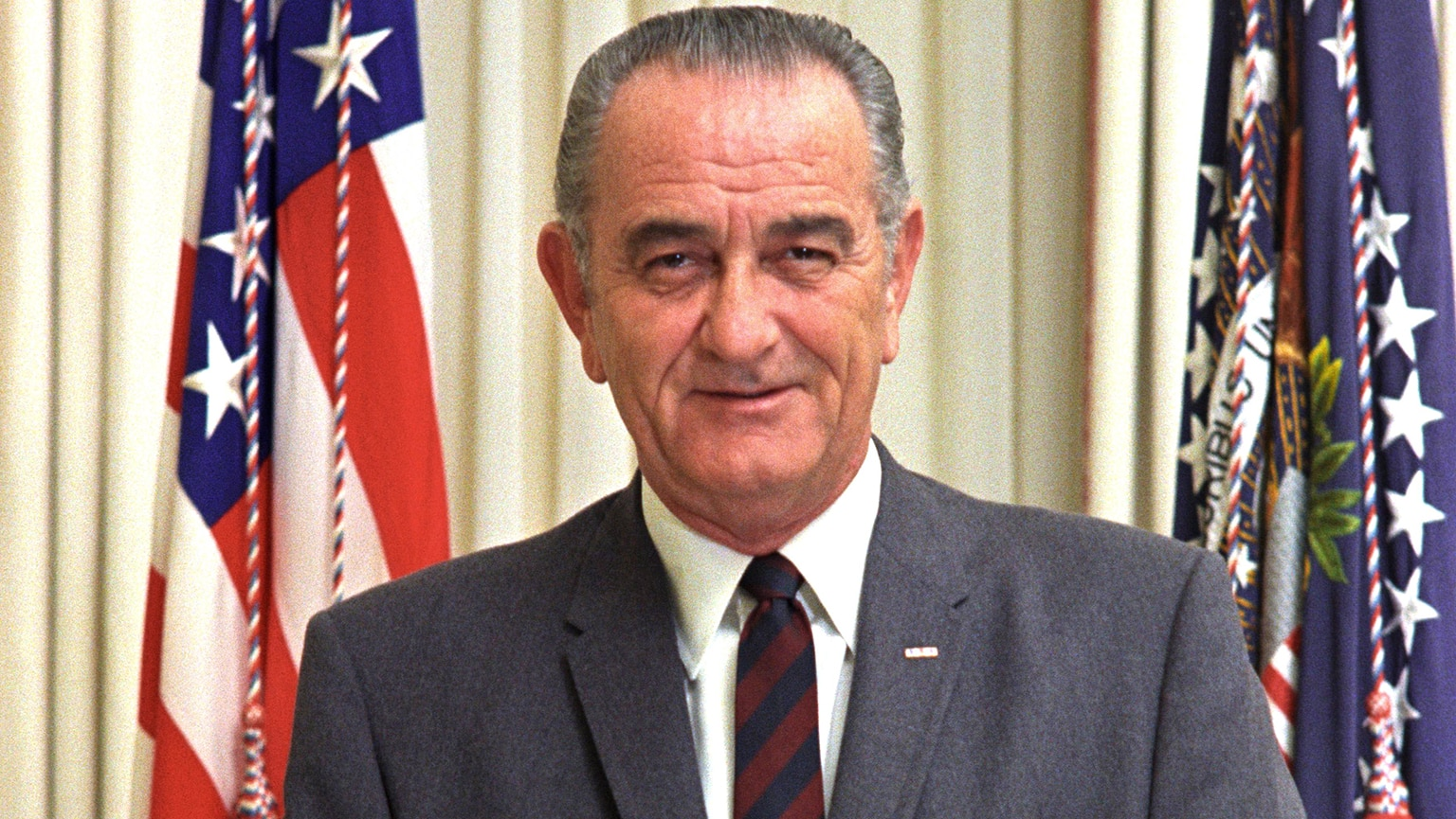 a history of the vietnam war and american president lyndon baines johnson