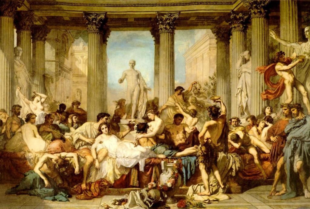 Занимались ли сексом древнеримские солдаты