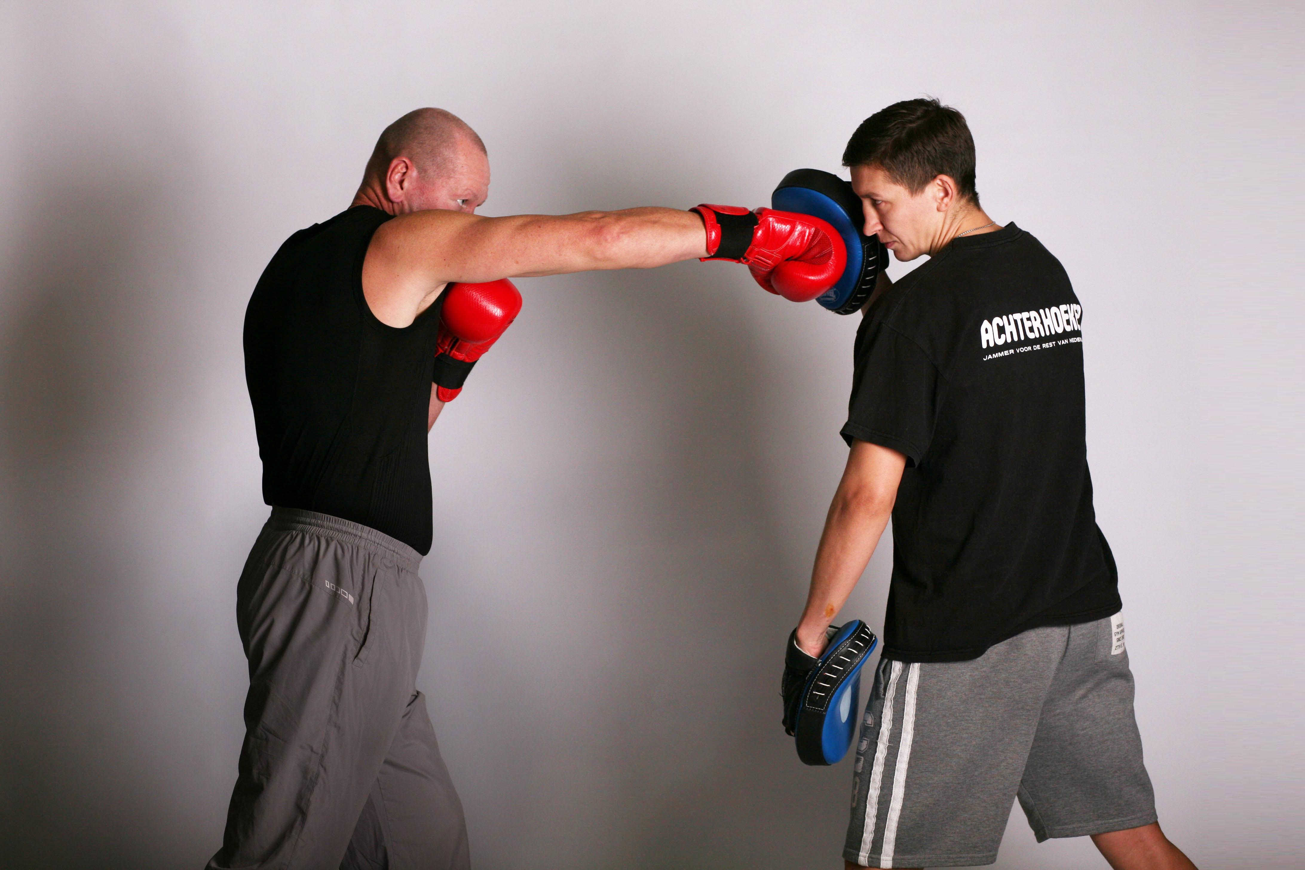 Уроки бокса для начинающих в домашних условиях 22