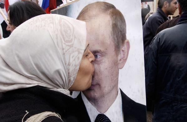 Почему Сирия для России оказалась важнее, чем Украина