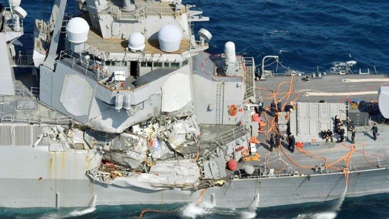 Хуже только Перл-Харбор. В ВМС США разгорелся самый громкий скандал за всю историю
