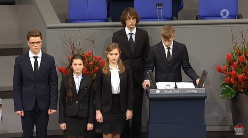 «Наши» люди в Бундестаге