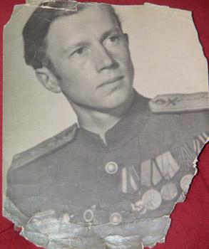 Эти русские...защитники Отечества.