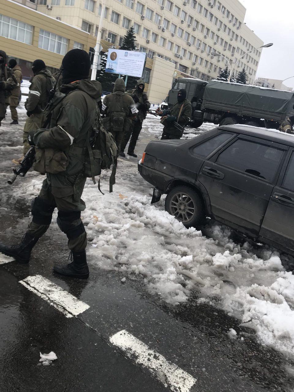 Бунт» против Плотницкого – шаг к единству Новороссии? | Блог РИА