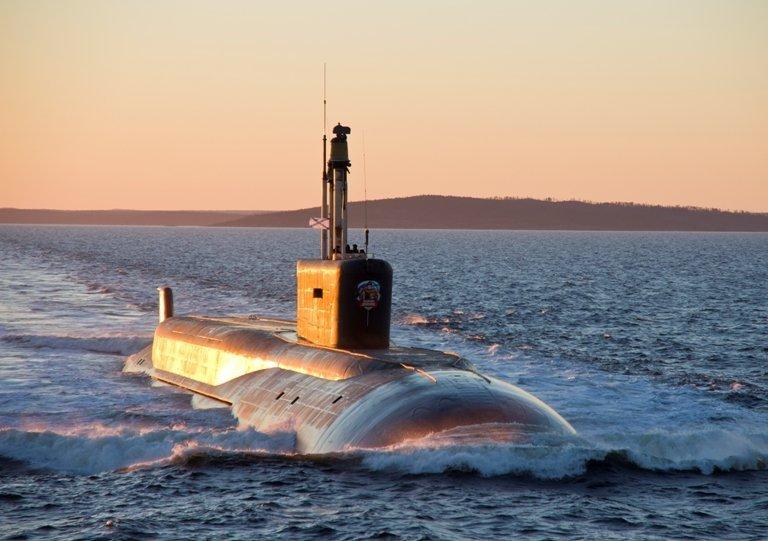 «Супер-Борей». На что способен новый подводный ракетоносец «Князь Владимир»