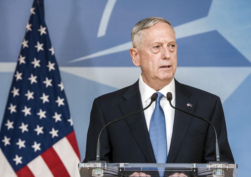 Глава Пентагона заявил, что ООН разрешила США воевать в Сирии