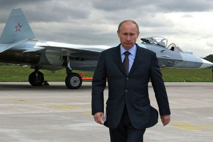 """""""Нанесем удары, которых не видели!"""" - кого Путин"""
