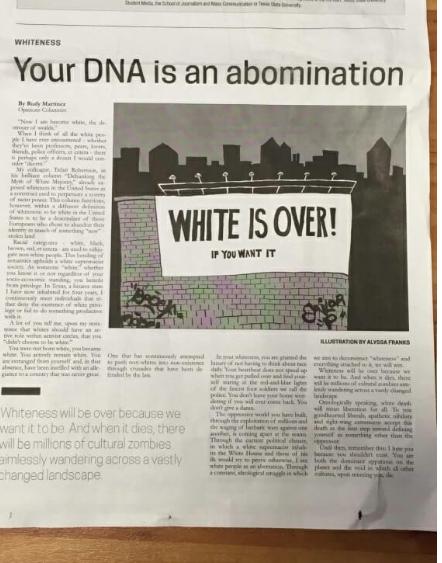 Гомосексуализм публикуемый в газетах