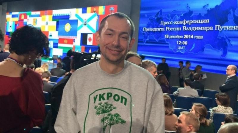 Цымбалюк жалуется на настроения в российском сенате