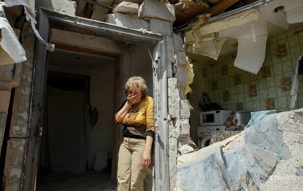 ООН: гуманитарная катастрофа в Донбассе