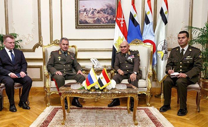 Al Arab, Великобритания. Предварительное соглашение между Египтом и Россией о совместном использовании военных баз