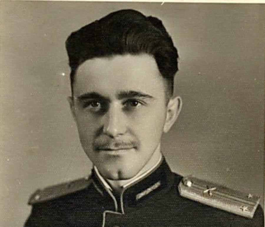 О, Бандере: советском офицере