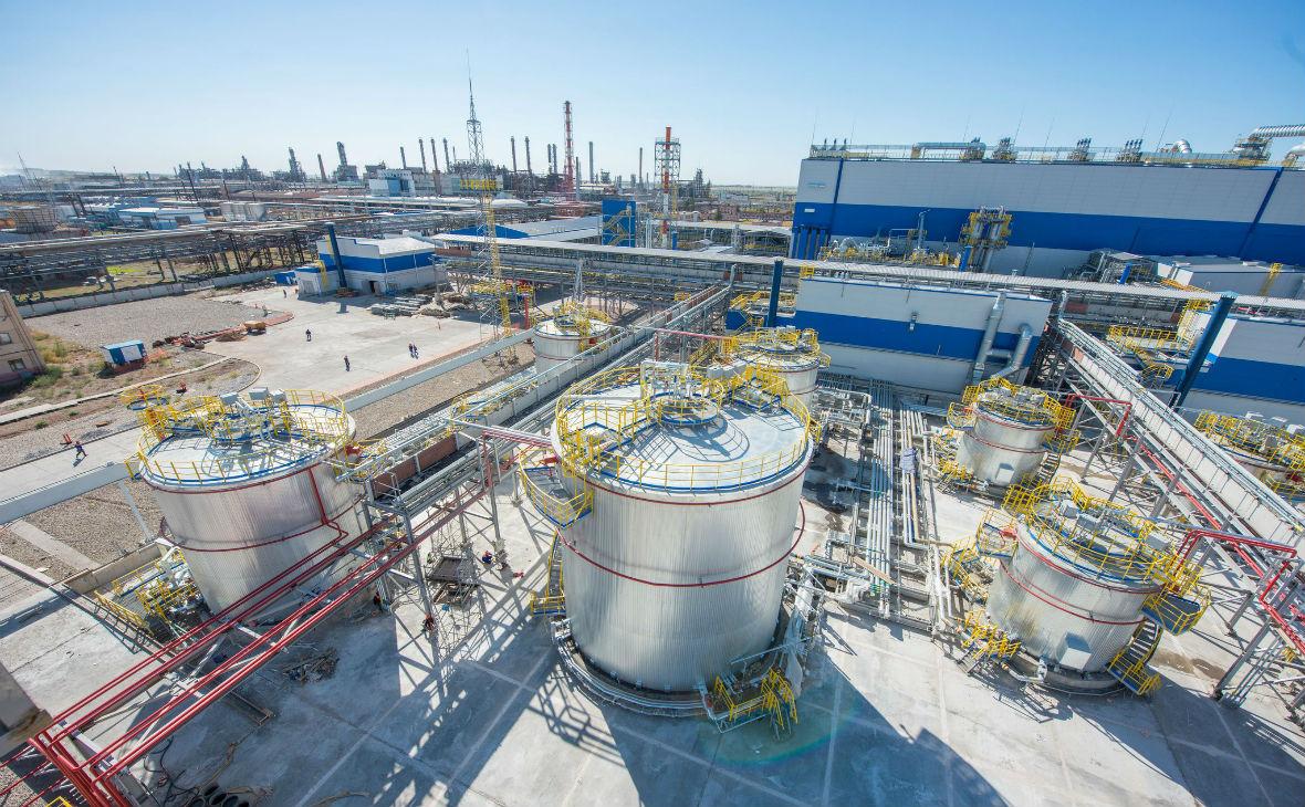 В Башкирии открывается завод по производству акрилатов стоимостью 39 млрд
