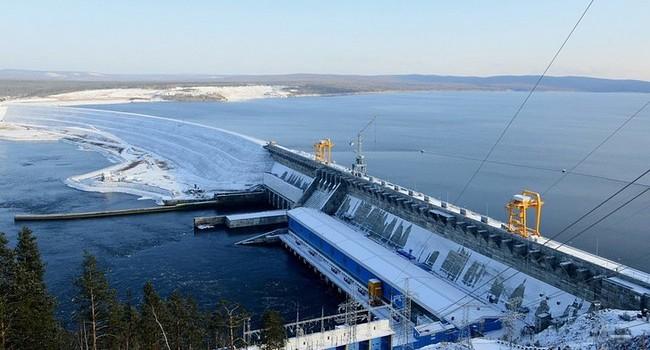 Завершено строительство Богучанской ГЭС