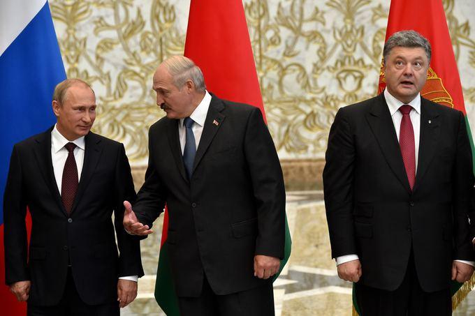 Лукашенко и белорусский национализм
