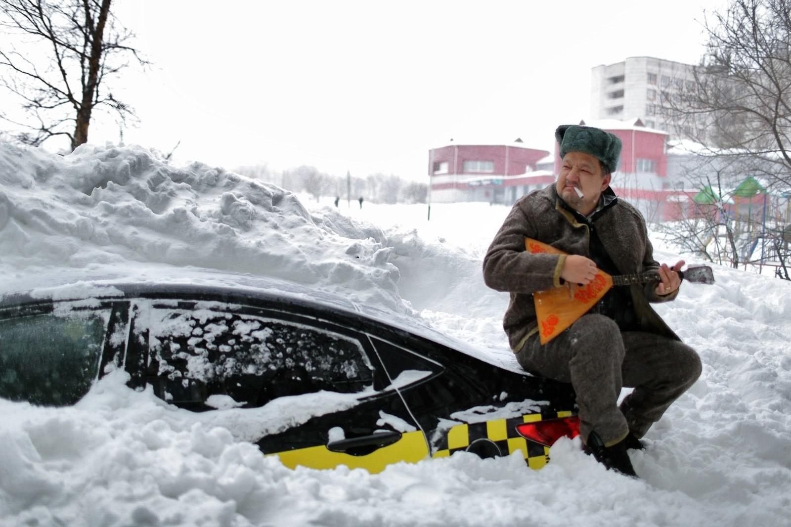 Автonриколы в ФОТО